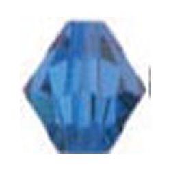 TUPI SWAROVSKI 4mm PAQUETE 1440u.243 CAPRI BLUE