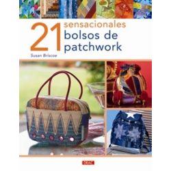 21 SENSACIONALES BOLSOS PATCHWORK 203131