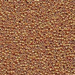 MIYUKI ROCALLA 11/0 (100g)94203 DURACOAT YE GOLD