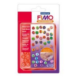 MOLDE FIMO LETRAS NUMEROS 8725-07