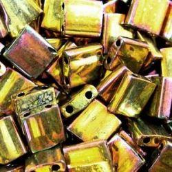 TUBO TILA MIYUKI 5MM MET GOLD TLH462 (7,5gr)