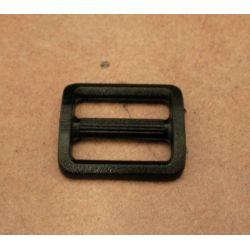 HEBILLA CORREDERA PLASTICO 16mm.