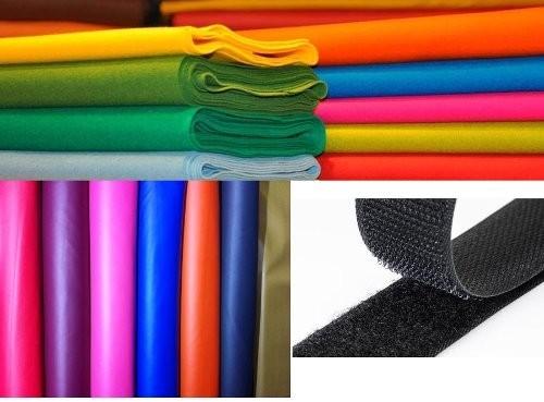 Fieltro-Velcro-Polipiel