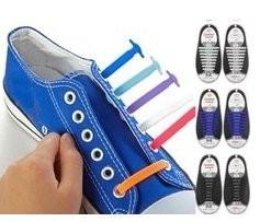 Cordon zapatos silicona