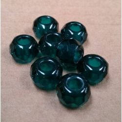 FACETADA CRISTAL CHECO 12x8mm.TAL 4,9mm. 60230