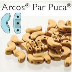 ARCOS PAR PUCA 5 X 10MM  BRONZE GOLD MATTE