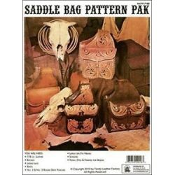 LIBRO SADDLE BAG PATTERN PAK 61917-00