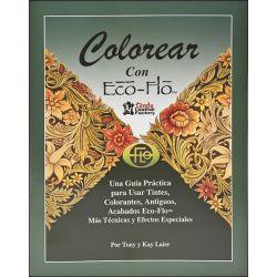 COLOREAR CON  ECO FLO 66075-10 EN ESPAÑOL