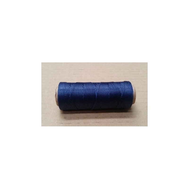 BOBINA HILO ENCERADO MINI 0,6mm. 50mt.REF 235