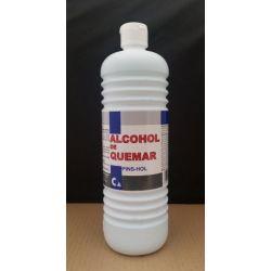 ALCOHOL DE QUEMAR 1LT.
