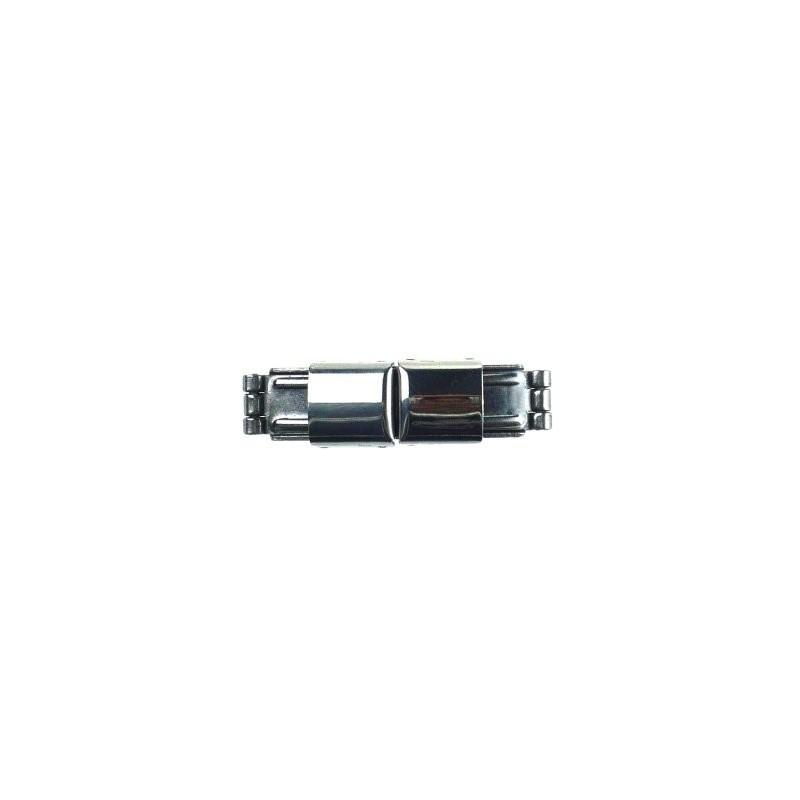 CIERRE ACERO PLANO 8X3,5mm.