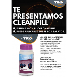 CLEANPILL VIRUCIDA 160 gr....