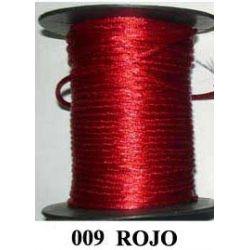 COLA DE RATON 2mm .009 ROJO