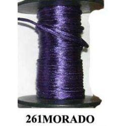 COLA DE RATON 2mm .261 MORADO