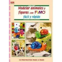 FIMO MODELAR ANIMALES Y...