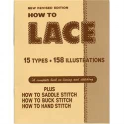 HOW TO LACE BOOK 6004-00