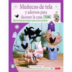 MUÑECOS DE TELA Y ADORNOS...
