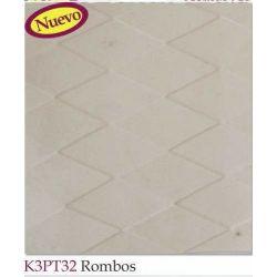 TEXTURA ROMBOS BXK3PT32