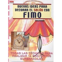 DECORAR EL SALON CON FIMO....