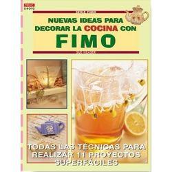DECORAR LA COCINA CON FIMO....