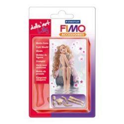 MOLDE FIMO MUÑECA LILLY...