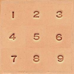 NUMEROS 4904 1/4 PULGADA