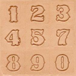 "NÚMEROS 8135 3/4"" PULGADA (1,9CM)"